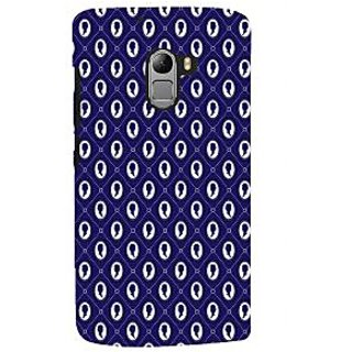 ifasho Animated  Royal design with Queen head pattern Back Case Cover for Lenovo K4 Note