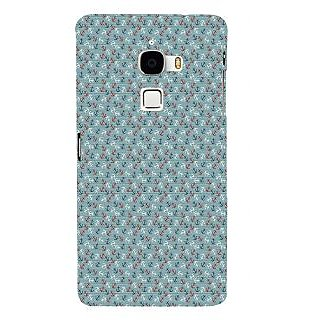ifasho Modern Art Design Pattern with Lot Of small anchor Back Case Cover for Le TV Max