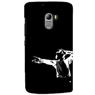 ifasho Young Dancing Boy Back Case Cover for Lenovo K4 Note