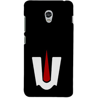 ifasho Ramanuja Tilak Back Case Cover for Lenovo Vibe P1
