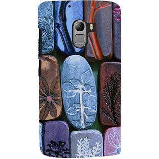 ifasho Rocks with different design Modern Design Back Case Cover for Lenovo K4 Note