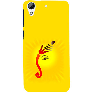 ifasho Modern Art Ganesh Back Case Cover for HTC Desire 626