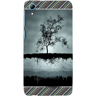ifasho 3Dee on air animated beautiful Back Case Cover for HTC Desire 826