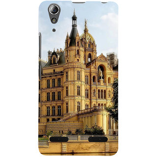 ifasho Historic Place Back Case Cover for Lenovo A6000 Plus