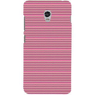 ifasho Animated Pattern of pink lining pattern Back Case Cover for Lenovo Vibe P1