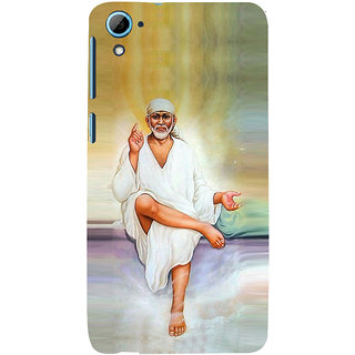 ifasho Sai baba Back Case Cover for HTC Desire 828