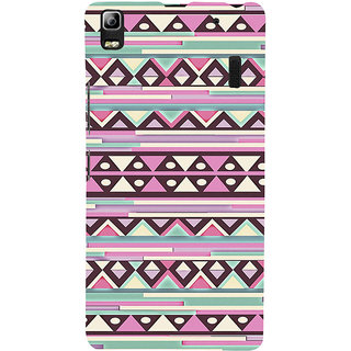 ifasho Animated Pattern colrful 3Dibal design Back Case Cover for Lenovo A7000