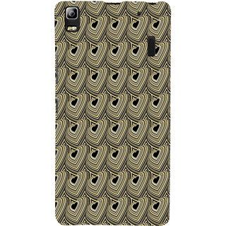 ifasho Modern Art Design Pattern with Lot Of small heart Back Case Cover for Lenovo A7000