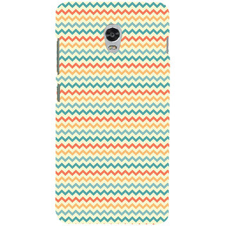 ifasho Animated Pattern of Chevron Arrows  Back Case Cover for Lenovo Vibe P1