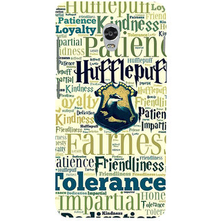 ifasho Motivatinal Quote Back Case Cover for Lenovo Vibe P1