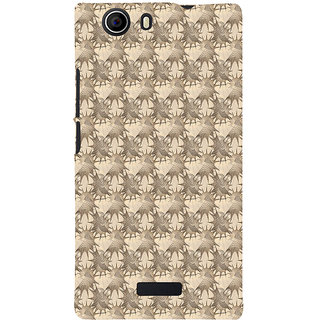 ifasho Modern Art Design animated cloth Pattern of star Back Case Cover for Micromax Canvas Nitro 2 E311
