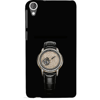 ifasho Modern Wrist watch Back Case Cover for HTC Desire 820