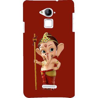 ifasho Modern Art Ganesh Back Case Cover for Coolpad Note 3