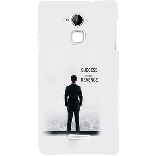 ifasho quotes on success Back Case Cover for Coolpad Note 3