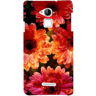 ifasho Flowers Back Case Cover for Coolpad Note 3
