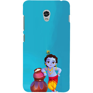 ifasho Lord Krishna stealing curd animated Back Case Cover for Lenovo Vibe P1