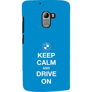 ifasho Nice Quote On Keep Calm Back Case Cover for Lenovo K4 Note