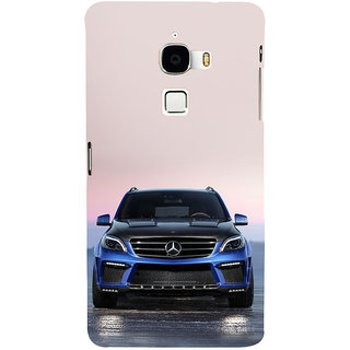 ifasho Amzing blue Car Back Case Cover for Le TV Max