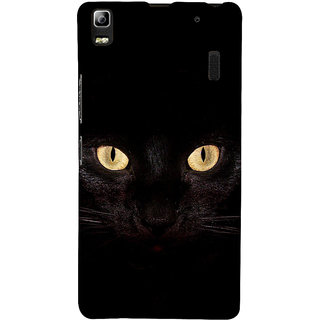 ifasho shining eyes of cat Back Case Cover for Lenovo A7000