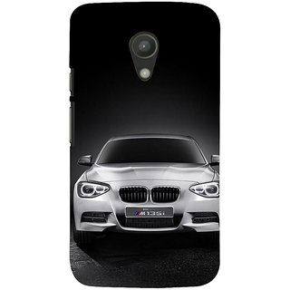 ifasho Cool Car Back Case Cover for Moto G2