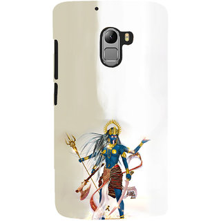 ifasho goddess  maa Kali Ugra tara Back Case Cover for Lenovo K4 Note