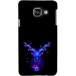 ifasho zodiac sign aries Back Case Cover for Samsung Galaxy A3 A310 (2016 Edition)