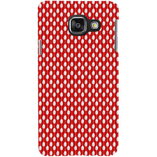 ifasho Animated Pattern design in pearl  Back Case Cover for Samsung Galaxy A3 A310 (2016 Edition)