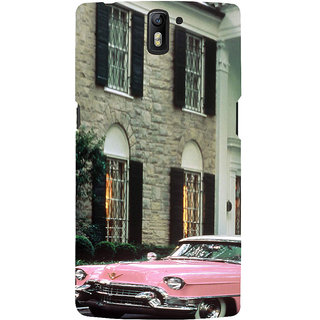 ifasho Latest Car at home Back Case Cover for One Plus One