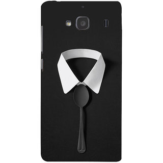 ifasho Gentle man with spoon Back Case Cover for Redmi 2S
