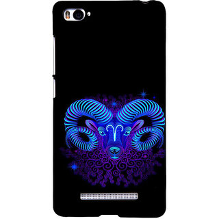 ifasho zodiac sign capricorn Back Case Cover for Redmi Mi4i