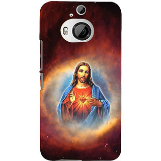 ifasho Jesus christ  Back Case Cover for HTC ONE M9 Plus