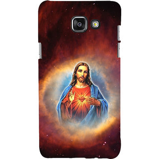 ifasho Jesus christ  Back Case Cover for Samsung Galaxy A7 A710 (2016 Edition)