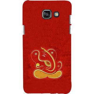 ifasho Modern Art Ganesh Back Case Cover for Samsung Galaxy A5 A510 (2016 Edition)