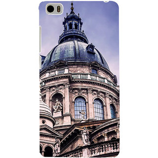 ifasho Historic Place Back Case Cover for Redmi Mi5