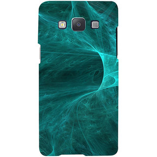 ifasho Design of smoke pattern Back Case Cover for Samsung Galaxy A7