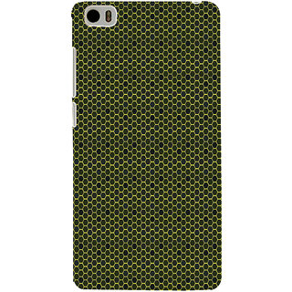 ifasho Modern Art Design Pattern honey Bee case style Back Case Cover for Redmi Mi5