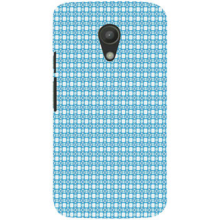 ifasho Modern Art Design animated cloth Pattern Back Case Cover for Moto G2