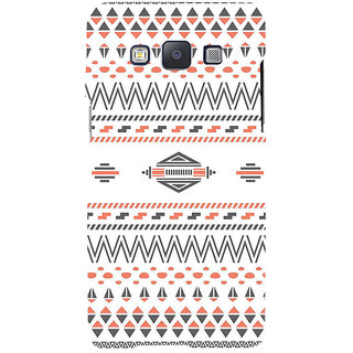 ifasho Animated Pattern colrful 3Dibal design Back Case Cover for Samsung Galaxy A7