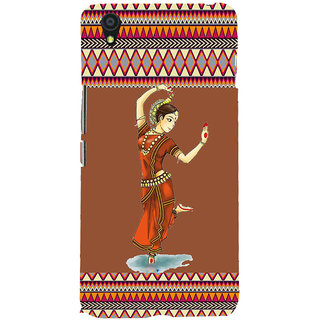 ifasho Odishi dance Back Case Cover for One Plus X