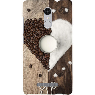 ifasho Coffee beans Back Case Cover for REDMI Note 3