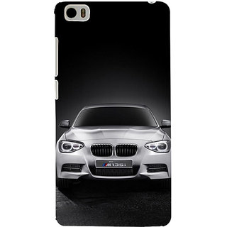 ifasho Cool Car Back Case Cover for Redmi Mi5