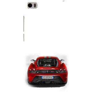 ifasho Back side Car Back Case Cover for Redmi Mi5