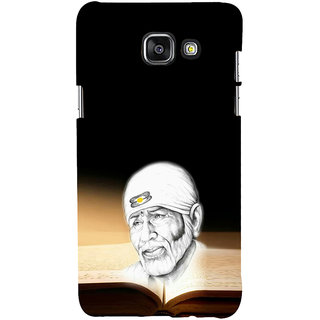 ifasho Sai baba Back Case Cover for Samsung Galaxy A5 A510 (2016 Edition)