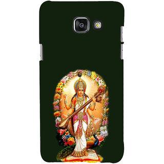 ifasho Goddess Saraswati  Back Case Cover for Samsung Galaxy A5 A510 (2016 Edition)