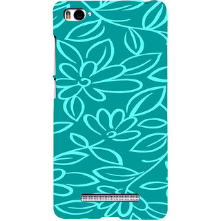 ifasho Animated Pattern colrful 3Daditional design cloth pattern Back Case Cover for Redmi Mi4i