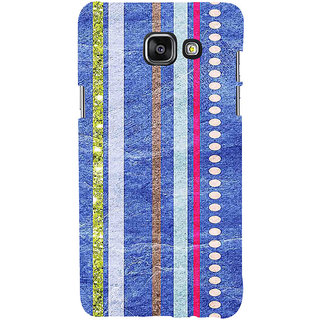 ifasho Animated Pattern colrful 3Dibal design Back Case Cover for Samsung Galaxy A7 A710 (2016 Edition)