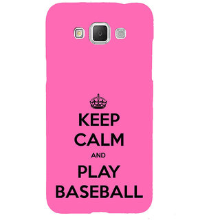 ifasho Nice Quote On Keep Calm Back Case Cover for Samsung Galaxy Grand Max