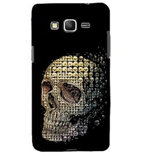 ifasho Modern  Design animated skeleton Back Case Cover for Samsung Galaxy Grand Prime