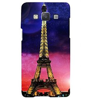 ifasho Effile Tower Back Case Cover for Samsung Galaxy A7