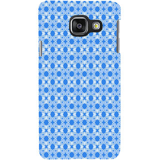 ifasho Modern Art Design Pattern with Lot Of small heart Back Case Cover for Samsung Galaxy A3 A310 (2016 Edition)